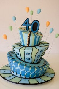 40th-birthday-cake